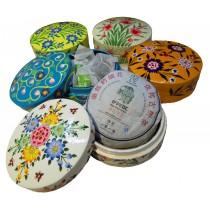 喀什米爾手工彩繪紙盒(不單獨出售)