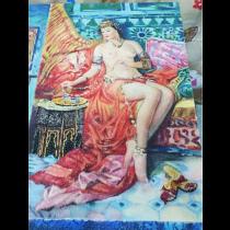 土耳其浴女